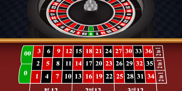 What are Street Bets in Roulette?